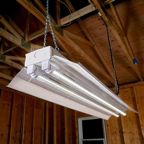 led lights   workshop  family handyman