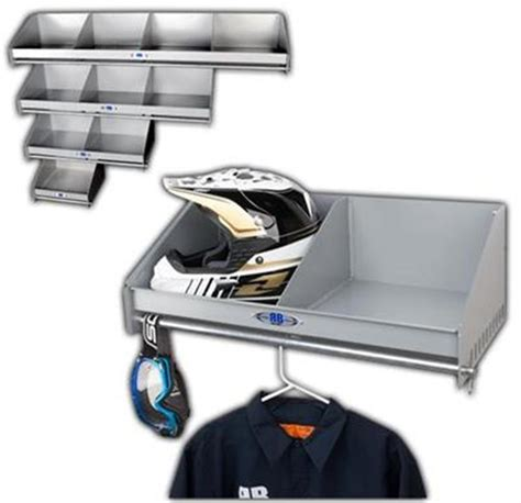 Big Car Organizer Rb rb components wall mounted helmet storage shelf