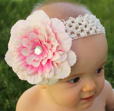 Headband Baby Flower how to select the best baby headbands for your baby elastic ribbon
