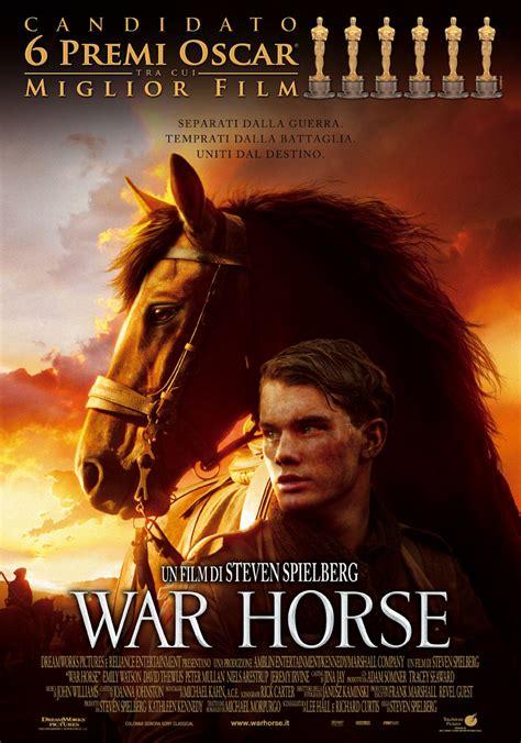 il film di god of war quando esce war horse stavolta spielberg ci emoziona con un film
