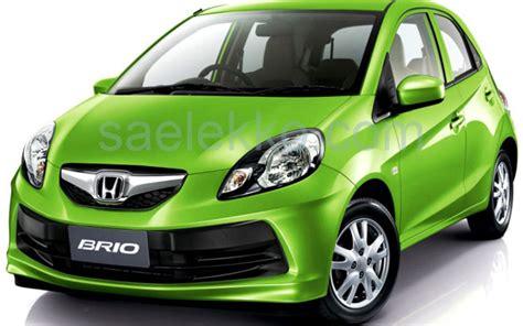 Tv Mobil Brio Satya harga mobil honda brio satya baru dan bekas