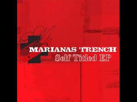 marianas trench decided to break it mp marianas trench decided to break it ep version youtube