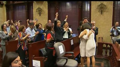 Dade Marriage Records Miami Judge Weds Gays And After Ruling Against Ban