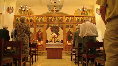 house of worship for christianity orthodox christianity footage stock clips videos