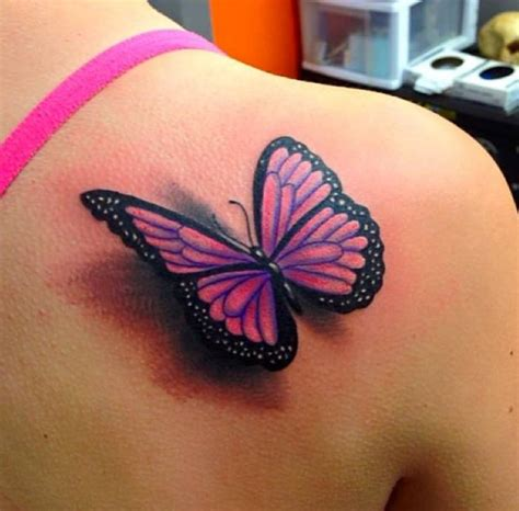 cute butterfly tattoo designs butterfly on right shoulder