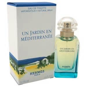 hermes un jardin en mediterranee perfume