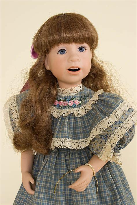 porcelain doll julie molly jo porcelain collectible doll