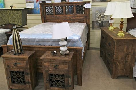 bedroom furniture sets las vegas porter international rustic queen bedroom set colleen s