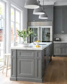 Grey Kitchen Cabinets Pictures White Kitchen Cabinets Grey Marble Countertops Design Ideas