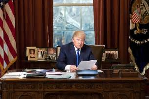 donald trumps oval office a powerful vengeful president trump isis radical muslims are in grave trouble