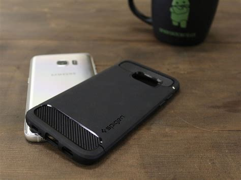 rugged for spigen rugged armor for galaxy s7 edge android central