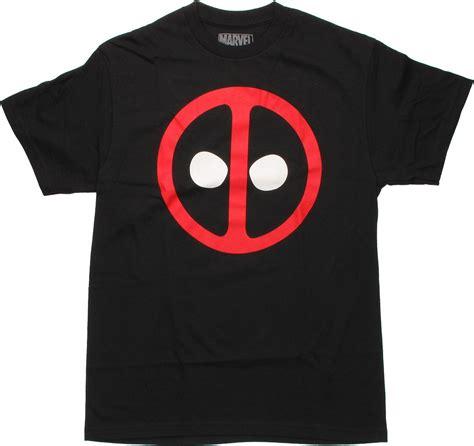 T Shirt Dead Pool deadpool symbol t shirt