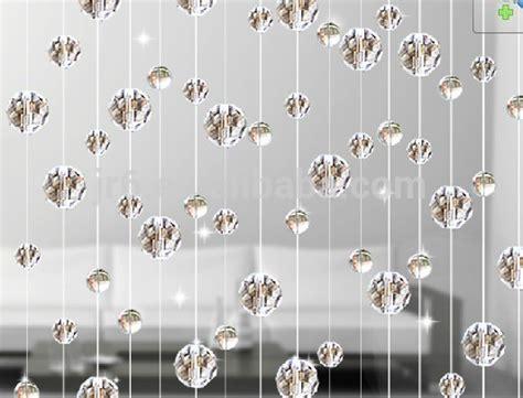 ladari a goccia di cristallo di cristallo ingrosso tende con goccia per la casa e