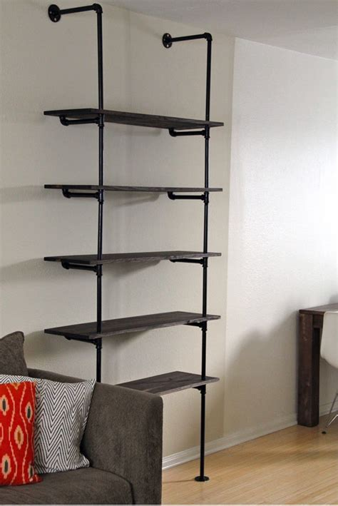 how to build a bookcase wall unit 40 easy diy bookshelf plans guide patterns