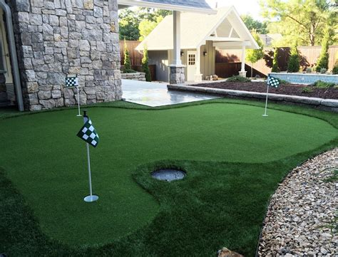 artificial putting greens for backyards artificial grass in oklahoma city ok from nexgen lawns