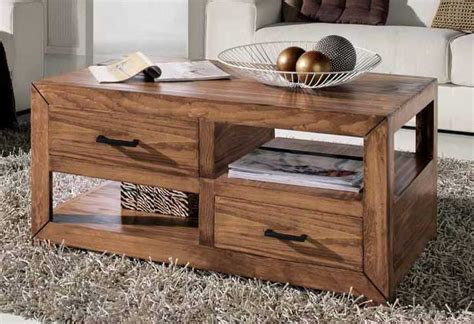 mesas rusticas estilos actuales blog de artesania