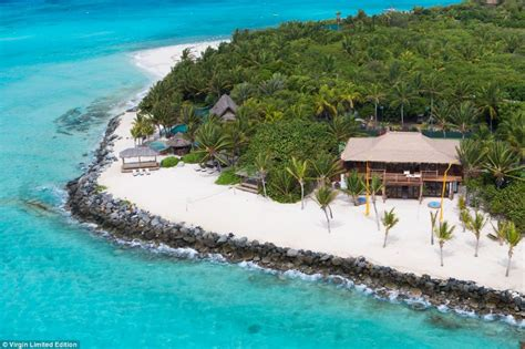 necker island richard branson s necker island refurbished after fire but it costs 163 37 500 a night daily mail