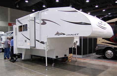 East End Campers  Chalet RV TS 116 Triple Slide Truck Camper