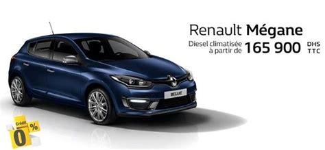 renault maroc renault neuve maroc 2015 autos post