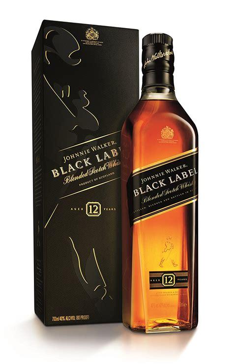 Black Label Whisky johnnie walker black label blended scotch whisky 70cl