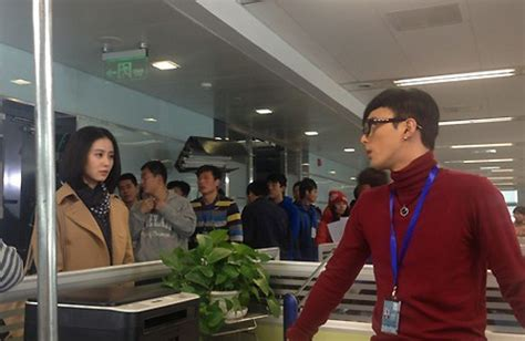 bu bu jing qing starts filming and alternate ending bu bu jing qing begins shooting in tianjin jaynestars com