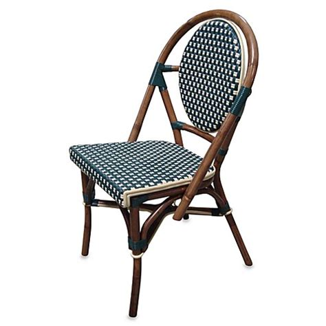 Green Bistro Chairs Bistro Chairs Green And Ivory Set Of 2 Bed Bath Beyond
