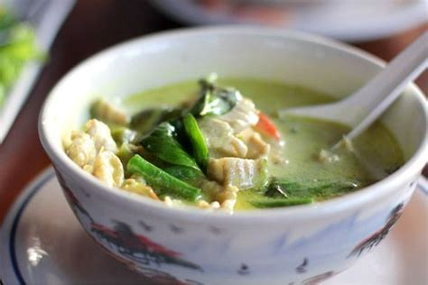Thai Curry Kitchen by Green Curry Green Curry Chicken And Curries On