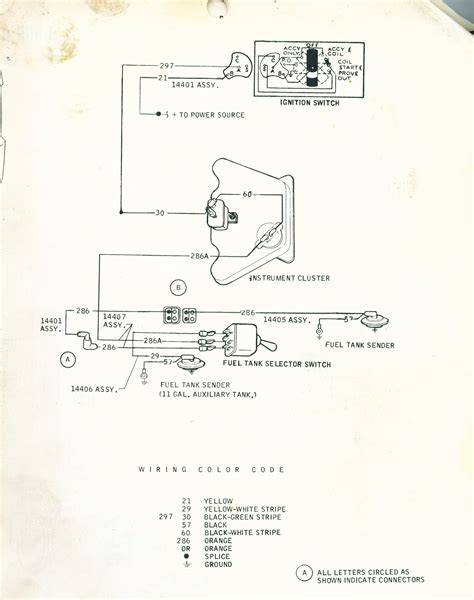 fuel relay pins wiring diagram gm truck free
