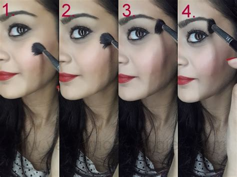 face makeup tutorial face makeup tutorial step by step vizitmir com