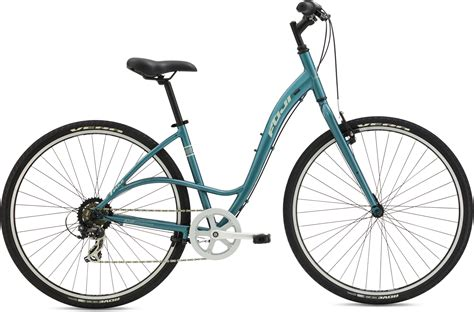 fuji comfort bike fuji crosstown 2 3 ls women s tuckahoe bike shop