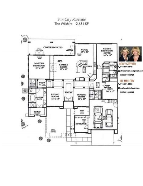 sun city roseville floor plans sun city roseville floor plans sun city lincoln hills