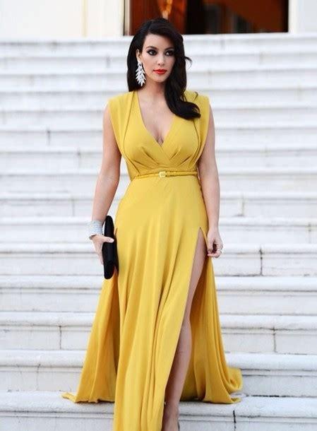 kim kardashian mustard dress dress mustard kim kardashian mustard dress wheretoget
