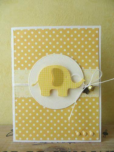 Handmade Baby Card Ideas - 25 best ideas about handmade baby cards on