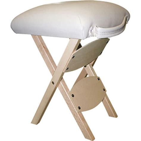 solutions wooden folding stool