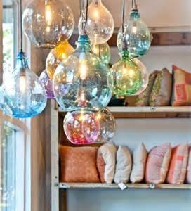 Blown Glass Pendant Lighting For Kitchen Beautiful Blown Glass Pendant Lights