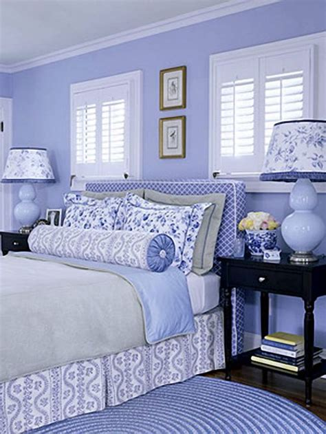 Periwinkle Bedroom | blue heaven sweet dreams bedrooms bathrooms pinterest