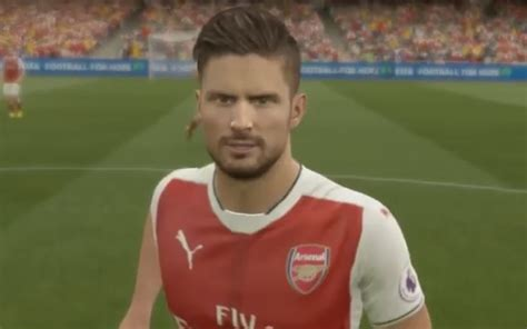 arsenal fifa 17 photo kieran gibbs describes what is was like to be