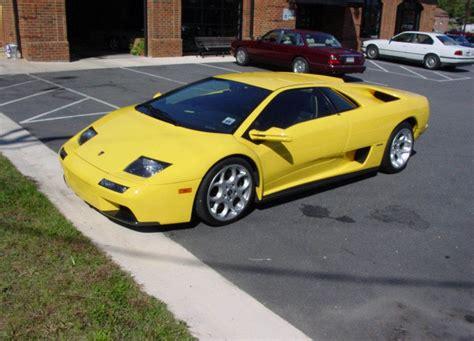 Lamborghini Diablo Review 1993 2001 Lamborghini Diablo Vt Review Top Speed