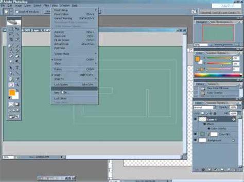 impaginare tavole architettura impaginare con photoshop tutorial