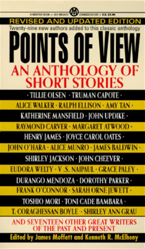 points stories books points of view an anthology of stories by