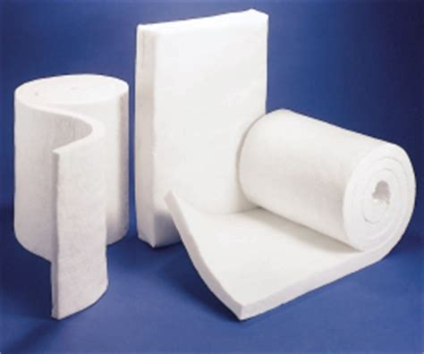 ceramic insulation blanket and board