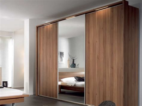modern wardrobes designs with mirror for bedrooms also