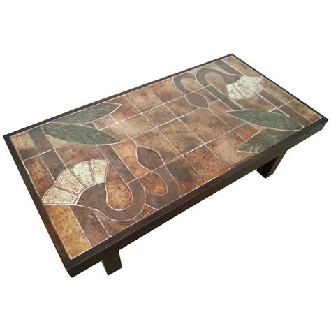 1960s ceramic coffee table vallauris for sale at