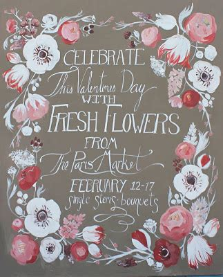 valentines day flower sale kelsey garrity illustration fresh flowers are on