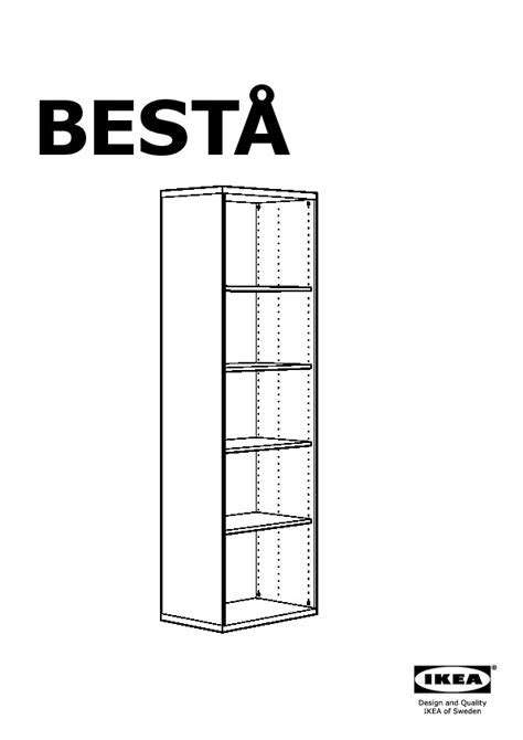 besta instructions best 197 tv storage combination black brown bamboo pattern