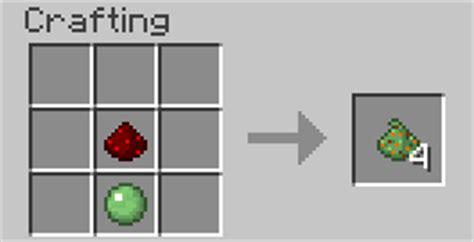 Redstone L Crafting Recipe Minecraft by Redstone Paste Technology Minecraft Mods Curse
