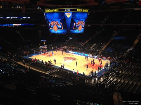 msg section 227 madison square garden section 227 new york knicks
