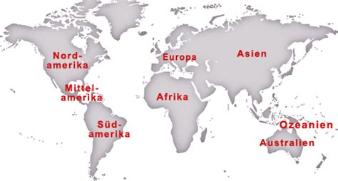 weltkarte kontinente zum ausdrucken deutschland karte