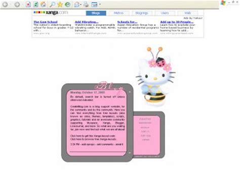 Xanga Search Hello Xanga Layouts Createblog