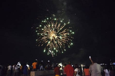 jamaica gleanergallery new year s eve waterfront 2014